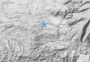 El epicentro se ha localizado en Padul.