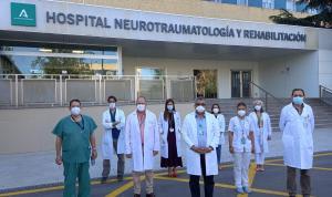 Parte del equipo de la unidad multidisciplinar de cirugía de la epilepsia.