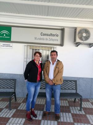 Carmen Cantero y Armando Moya.