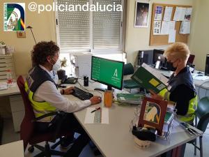 Unidad de Policía Adscrita a la comunidad andaluza.