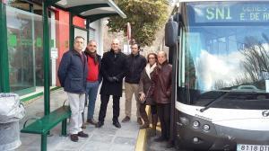 El Consorcio de Transporte ha invertido 6.585 euros.