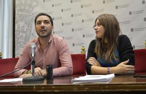 Eduardo Castillo y Jemi Sánchez.