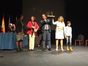 Los premios se han entregado en Lebrija.