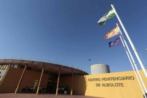 Imagen de archivo de la prisión de Albolote.