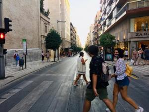 Imagen de la calle Recogidas.