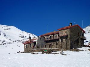 Refugio Poqueira.