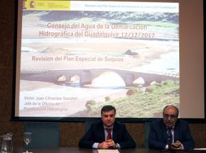 Reunión de Subdelegación y CHG con alcaldes.