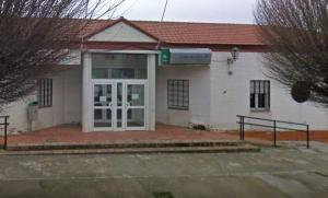 Centro de Salud de Iznalloz.