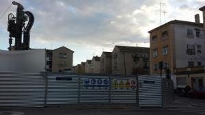 Urbanismo destinará un millón de euros a financiar las obras de Santa Adela.