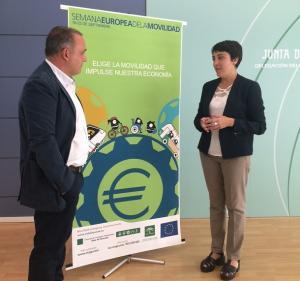 Presentación de la Semana Europea de la Movilidad.