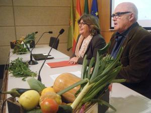 Ana Muñoz y Jorge Álvarez del Toro.