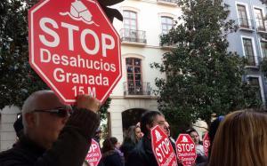 El desahucio de María José y Fernando está fijado para este jueves, 14 de diciembre.