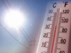 Los termómetros, de récord en récord.