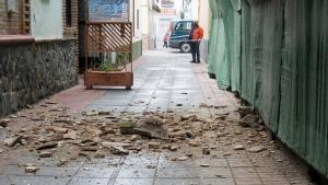 El Consorcio de Compensación de Seguros cubre los daños por terremotos.