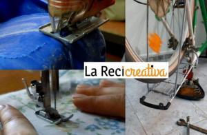 Arreglar lo que tenemos en lugar de tirarlo, principio básico de la ReciCreativa.