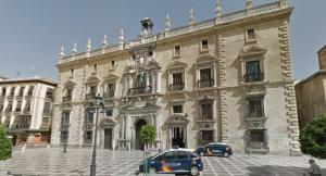 Sede del TSJA, en Plaza Nueva.