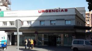 Urgencias del Virgen de las Nieves.