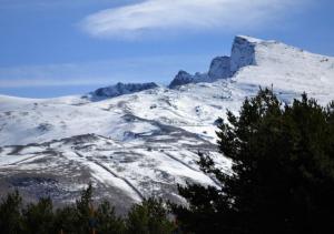Pico del Veleta.