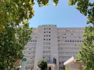Antiguo Hospital Clínico.