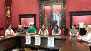 La concejala Raquel Ruz ha presentado la iniciativa.