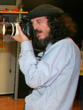 Ayala en una foto de su página web.