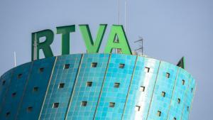 Sede central de la RTVA.