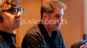 Tacho y Lapido, en el vídeo del esperado anuncio.