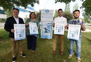 Presentación del festival de teatro 'Al Freskito' de Pinos Puente.