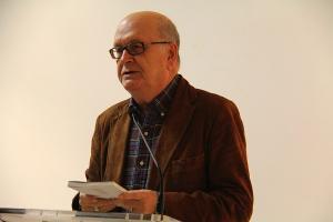 Álvaro Salvador en una imagen de archivo.