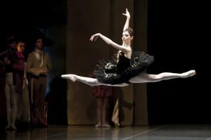 Actuación del Ballet Nacional de Praga.