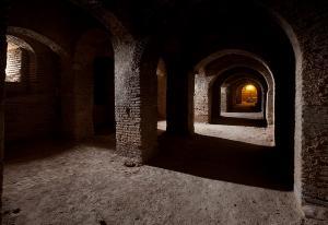 Caballerizas de la Alhambra, uno de los espacios incluidos en el ciclo.