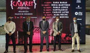 Presentación del Cabaret Festival.