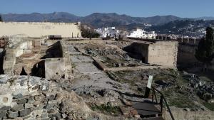 Castillo de Almuñécar.