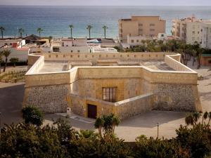 Castillo de La Herradura.