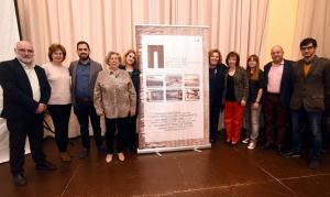 Presentación del Centro de Estudios Históricos.