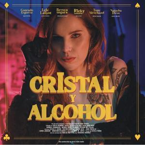 Del vídeo 'Cristal y alcohol'.