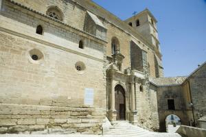 Iglesia de la Encarnación de Alhama de Granada.