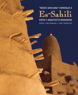 Cartel del homenaje a Es-Sahili.