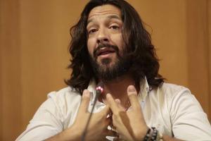 Rafael Amargo, en una imagen de archivo durante la presentación de un espectáculo en Granada.