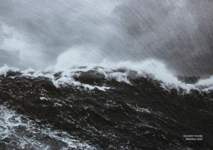 Una de las obras que se pueden ver en 'Mirage', titulada 'Atlántico'.