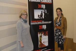Presentación del programa 'Febrero flamenco'.