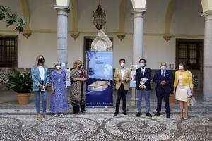 Presentación de la Feria del Libro de Granada.