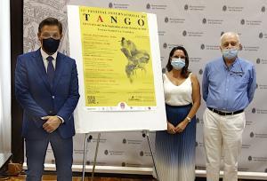Presentación del Festival de Tango.