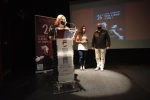 Presentación del Festival de Humor de Santa Fe.