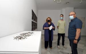 Imagen de una exposición organizada por la Diputación.