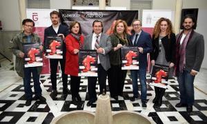 Presentación de la actividad del ciclo 'Flamenco y cultura'.