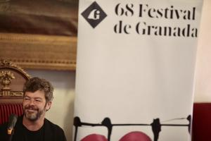 Pablo Heras-Casado, director del festival.