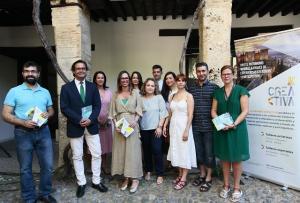 'Alhambra Creactiva' se ha presentado en el Corral del Carbón.