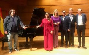 Presentación de la jornada 'Tu ciudad se llena de pianos'.