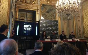Presentación del festival en Madrid.